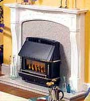Robinson Willey Gas Fires, Liverpool, Merseyside, Wirral,  Firecharm, ut set fires, radiant fires, hearth mounted fires,