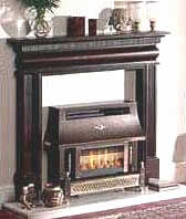 Robinson Willey gas fires, Sahara Gas Fire,Outset fires, radiant fires, hearth mounted fires,