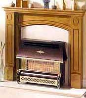 Robinson Willey Gas Fires,  Sahara Gas Fire, Liverpool, Merseyside, Wirral, ut set fires, radiant fires, hearth mounted fires,