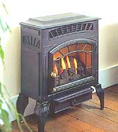 Flueless Stoves by Burley