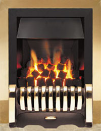 Portway Pageant Power Side Flue  Power Flue & Fan Flue Gas Fires Liverpool