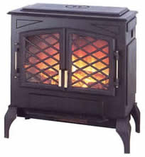 Chilton Stove by Burley