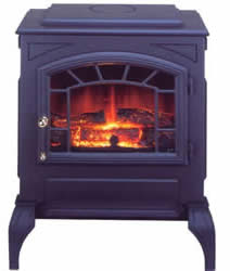 Weston Stove 124 by Burley