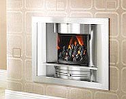 Crystal Fires of Liverpool, award winning company. Each Crystal Fires fire supplied with a 5 year guarantee.