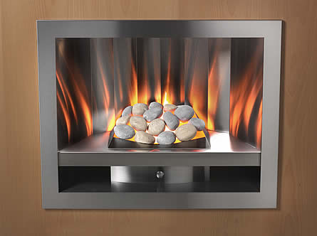 The Column,  available in Gas and Electric options   Crystal Gas Fires Liverpool, Crystal Fires Emerald Scoop Gas, Emerald Scoop Gas, Crystal Fires Decco Elipse,