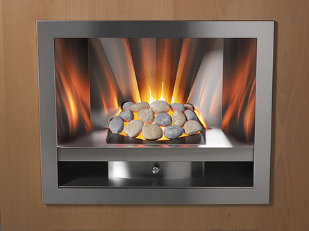 The Decco,  available in Gas and Electric options   Crystal Gas Fires Liverpool, Crystal Fires Emerald Scoop Gas, Emerald Scoop Gas, Crystal Fires Decco Elipse,