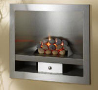 Crystal Gas Fires Liverpool, Crystal Fires Emerald Scoop Gas, Emerald Scoop Gas, Crystal Fires Decco Elipse,