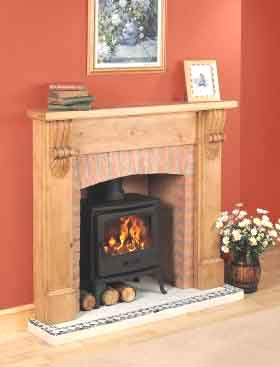 Tiger  Gas Stove   -  Tiger Stoves - Tiger Gas stoves Multi Fuel Tigers Stoves   Liverpool, Wirral, Southport