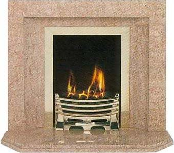 Quality Marble Hole in wall fires with FREE FITTING,FREE FIRESls