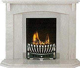 Quality Marble Hole in wall fires with FREE FITTING,FREE FIRE