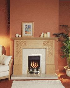 Sonnet  Power Flue   Power Flue & Fan Flue Gas Fires Liverpool