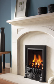 Richmond  Power Flue   Power Flue & Fan Flue Gas Fires Liverpool