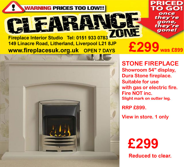 chiltern stone fireplace